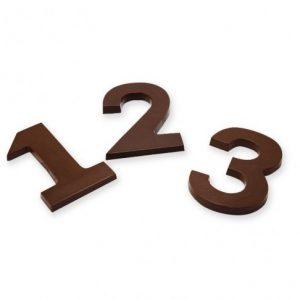 Chiffre Chocolat Noir