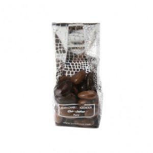 Les sachets d'Amandes chocolat noir et lait
